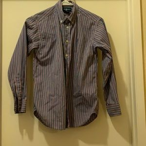 Boys button down shirt.